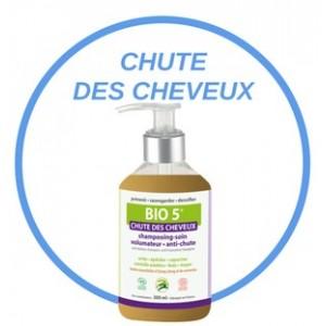 Bio 5 Shampoing Soin Anti-Chute Volumateur