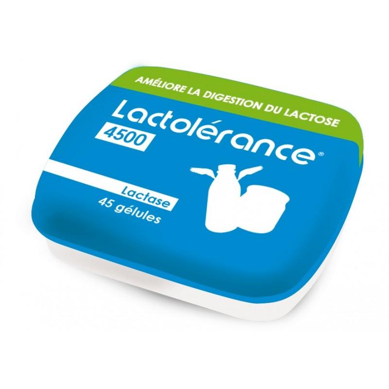 Lactolérance 4500