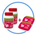 2 x Eco-format Lactolérance 9000 + 2 piluliers de 36 gélules offerts