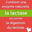 Lactolérance 9000 - Pilulier de 36 gélules