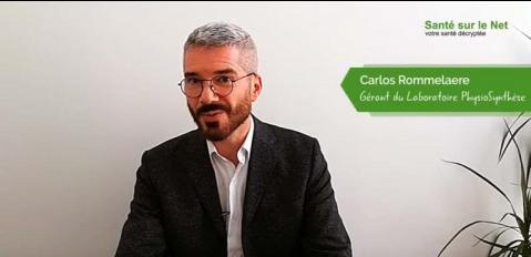 Interview Carlos de Lactolérance Santé sur le net