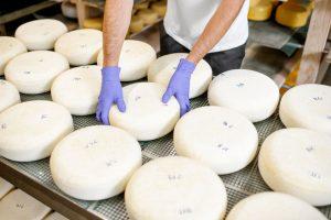 égouttage fromage