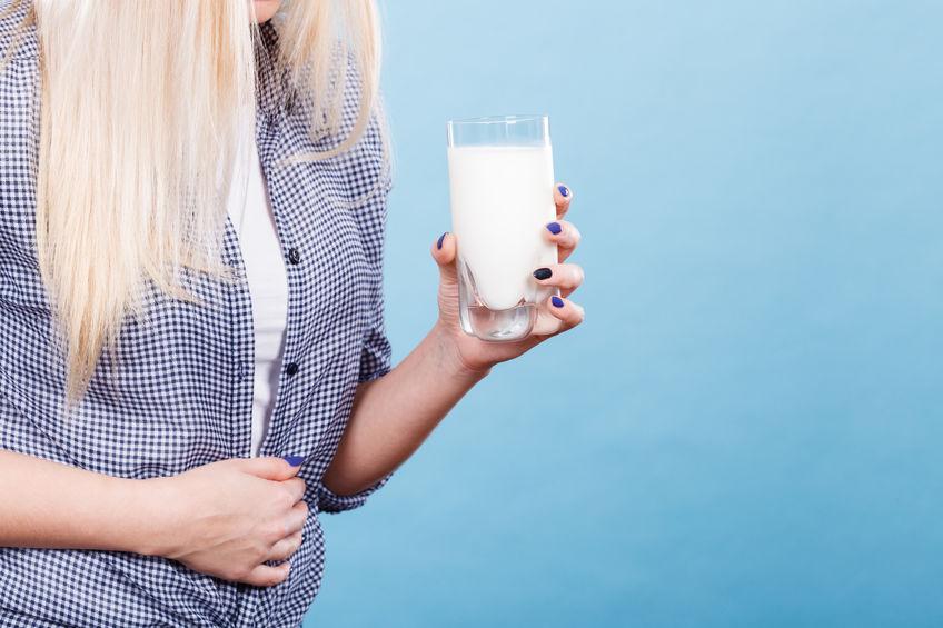 Les causes de l'intolérance au lactose