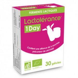 Lactolérance 1day